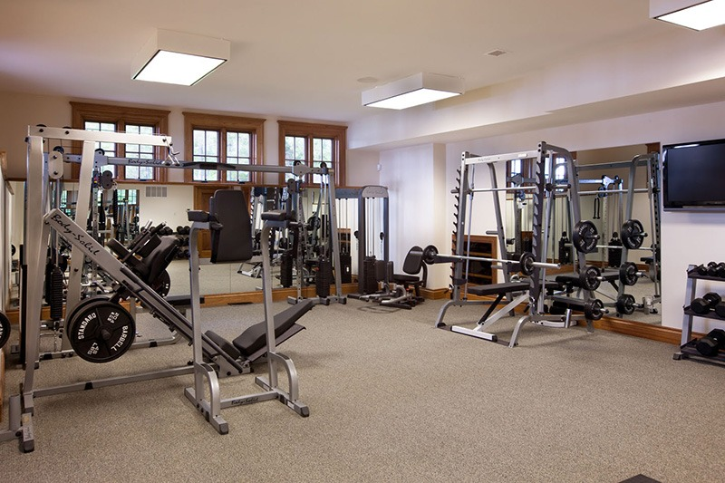 Home Personal Gym